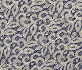 Renda de algodão 120 cm Rend Mundo ref. 1058 por metro