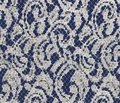 Renda de algodão 135 cm Rend mundo ref. 1063 por metro