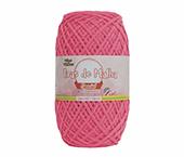 Tiras de malha especial Fial ref. 72 rosa fluorescente c/ 255 m