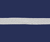 Cadarço de algodão São José cru 8 mm ref. 3008 c/ 50 m