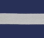 Cadarço de algodão São José cru 20 mm ref. 3020 c/ 25 m