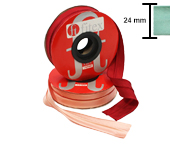 Viés de cetim Fitex 24 mm fechado c/ 20 m