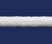 Cordão de algodão 8 mm branco Cordex ref. GR c/ 25 m