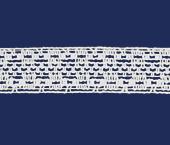 Renda de algodão 026 mm Hak ref. R10/01 c/ 10 m