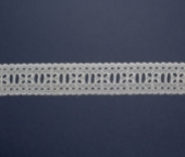 Tira bordada 035 mm Hoepcke ref. 008392 c/ 9,15 m