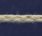 Cordão de algodão 4 mm cru Cordex ref. A7 c/ 100 m