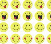 Cartela Adesiva - Smile 06
