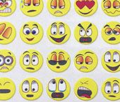 Cartela Adesiva - Smile 11