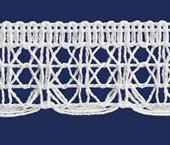 Renda de algodão 020 mm FB ref. B855 c/ 30 m