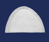 Ombreira de poliéster Pegorari ref. 0.E.4 c/ 100 pares