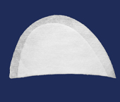 Ombreira de poliéster Pegorari ref. 2.E.6 c/ 50 pares