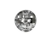 Botão para costurar 13 mm Aquarela ref. BU002-13 c/ 50 un