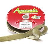 Fita de veludo Aquarela ref. FVPO10/472 - 15 mm c/ 10 m