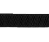 Velcro autoadesivo 16 mm Lulitex ref. FCA16-05 preto c/ 5 m