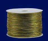 Cordão metálico 1,5 mm Lulitex ref. CDL80247 5422 c/ 50 m
