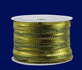 Cadarço metálico 5,0 mm Lulitex ref. CDL80258 5437 c/ 50 m