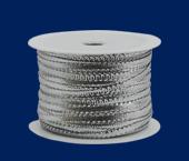 Cadarço metálico 5,0 mm Lulitex ref. CDL80258 5438 c/ 50 m