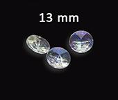 Botão decorado Aquarela ref. BU106-39 c/ 50 un
