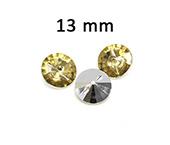 Botão decorado Aquarela ref. BU006-34 c/ 50 un