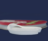 Fita de veludo Aquarela ref. FVPO10/30 - 10 mm c/ 10 m