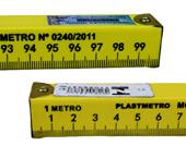 Metro p/ balcão em PVC Plastmetro c/ 1 un