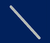 Palheta para cinta  70 mm Fermoplast c/ 100 un