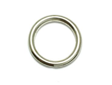 Argola de metal 07 mm RG ref. 116 c/ 1000 un