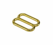 Regulador de metal 10 mm RG ref. 112 dourado c/ 1000 un