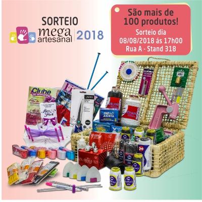 Promoção Mega Artesanal