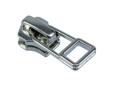 Cursor para zíper de metal 05 grosso YKK ref. 05 M DA8H2BR c/ 1 un