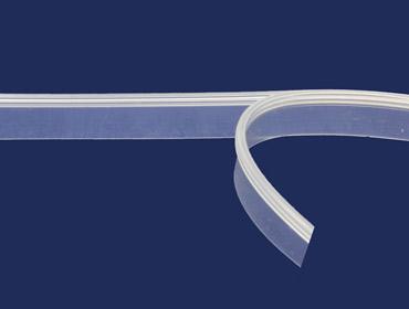 Zíper de PVC Coats ref. PVC1-A ZIPPACK por metro