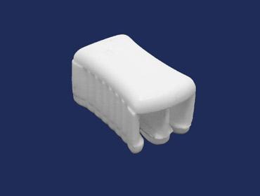 Cursor para zíper de PVC  Coats ref. D-PVC 1 ZIPPACK c/ 1 un
