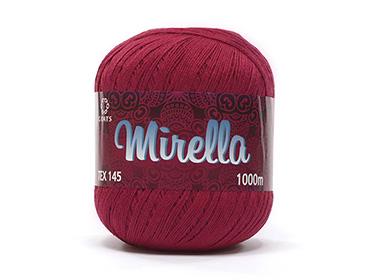 Linha para crochê Coats Ref. Mirella c/ 1000 m