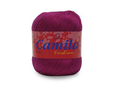 Linha para crochê e tricô Coats ref. Camila Fashion c/ 500 m