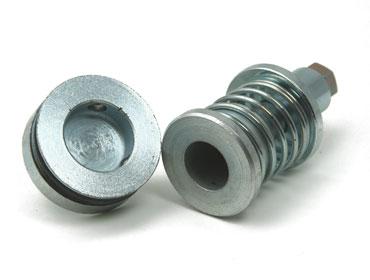 Matriz para botão fixo Eberle ref. A.BT2.140.75 c/ 1 un