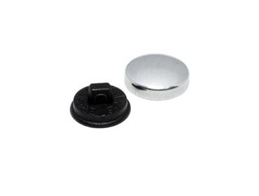 Botão para forrar Bombê Cardenas 14 mm c/ 144 un