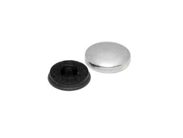 Botão para forrar Bombê Cardenas 16 mm c/ 144 un