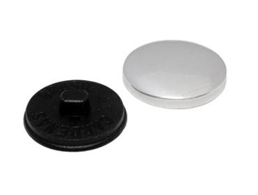 Botão para forrar Bombê Cardenas 30 mm c/ 144 un