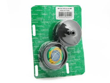 Matriz duplex para Button Cardenas 45 mm
