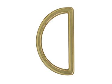Meia argola zamac 40 mm Toscana ref. 3362/40 DOUT c/ 1 un