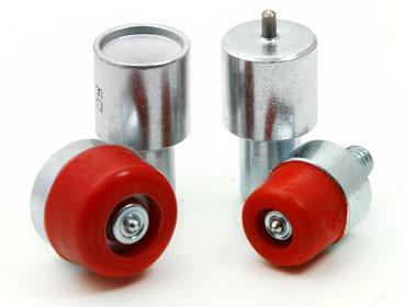 Matriz para botão de pressão Pipe Variani ref. 7150/80  c/ 1 un