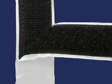 Velcro autoadesivo Lady ref. Velok adesivo c/ 10 m