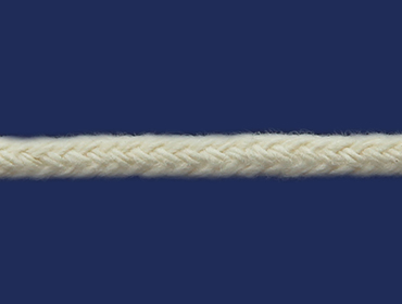 Cordão de algodão 3 mm cru Cordex ref. A11b c/ 200 m