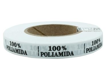 Etiqueta estampada composição Reidma c/ 1000 un