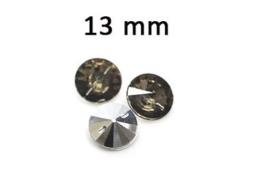 Botão decorado Aquarela ref. BU006-30 c/ 50 un