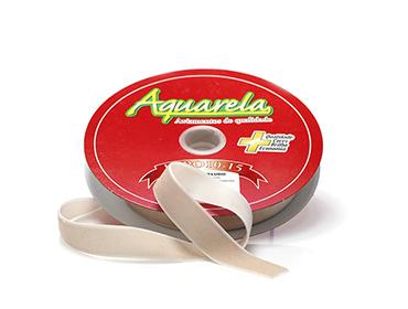 Fita de veludo Aquarela ref. FVPO10/141307 - 15 mm c/ 10 m