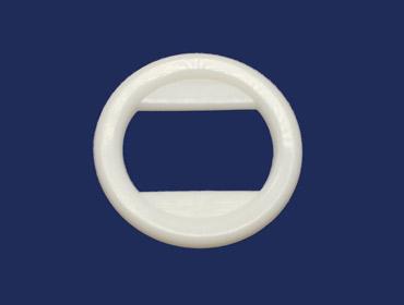 Argola de plástico 08 mm Terlizzi ref. 1085 c/ 100 un