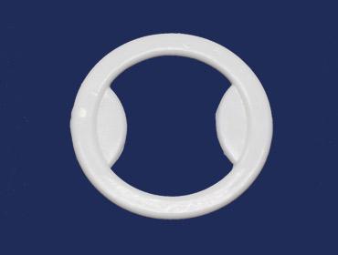Argola de plástico12 mm Terlizzi ref. 1120 c/ 100 un