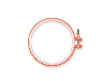 Bastidor de plástico com regulador color Kas Maq 12,5 cm