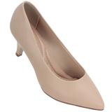 Sapato feminino Beira Rio 4076150 Bege